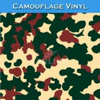 Quality Free Shipping CA025 Camouflage Sticker Car Wrap Foil for sale