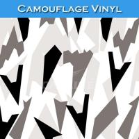 Quality Free Shipping CA031 Camouflage Car Body Wrap Vinyl Sticker for sale