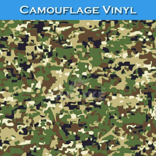 Buy Free Shipping CA030 Camouflage Sticker Auto Wrap Vinyl at wholesale prices