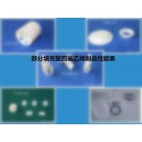 Quality The Speciality Of Different Kinds Of Filled PTFE Product for sale