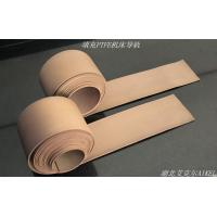 Quality Filled PTFE lathe guide belts for sale
