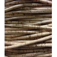 Quality ARTS & CRAFTS Cork String - Round, Natural 3.0mm for sale