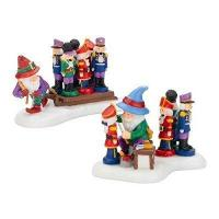 Buy cheap Dept 56North Pole VillageNutcracker Delivery (56.56842) by Department 56 from wholesalers