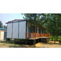 Quality Light Steel Structure Movable Labor House , Transportable Prefabricated Accommodation Units for sale