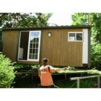 Quality Movable Durable Portable Modular Homes , Prefab Steel Sheet Houses for sale