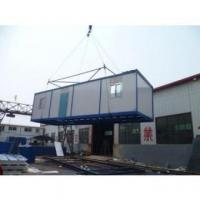 Quality Labor Dormitory Portable Modular Homes With Cold Formed Steel Frame for sale