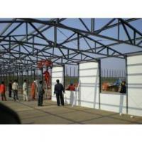Quality Low Cost Prefabricated Accommodation , Office K Or T Modular House for sale