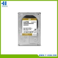 Quality WD4002FYYZ 4TB 7200 RPM Class SATA 6 Gb/s 128MB Cache 3.5 Inch hard drive for sale