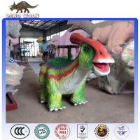 Buy cheap Lovely Amusement Park Rides of Dinosaurs For kiddie from wholesalers