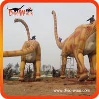 Quality Robotic dinosaur customized 35meters omeisaurus for sale