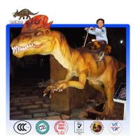 Buy cheap Amusement park attraction kids dinosaur ride from wholesalers