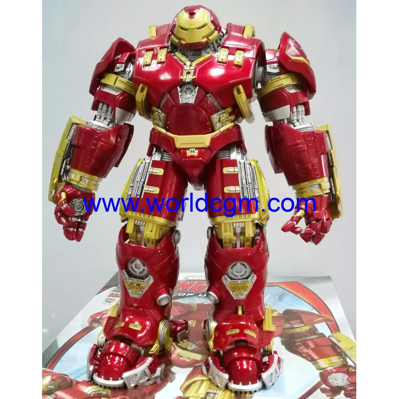 China Plastic toy mould Red Hulk robot on sale