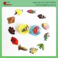 Quality Children Like The Cute Mini Fish With Painting Vending Machines Capsule Toys for sale