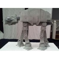 China Incredibly detailed two foot tall Star Wars AT-AT Cake on sale