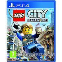 Quality PS4 LEGO CITY UNDERCOVER (Eur) for sale