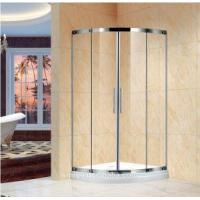 Quality Corner Sliding Shower Enclosure, in White Acrylic Shower Base,38 in. D X 38 in. W Kit (KT5244) for sale