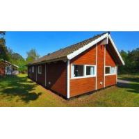 China China Cheap Wooden Prefabricated Log House on sale