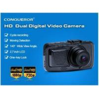 China Best Rear View Hd Dvr Dash Cam Dual Camera Dvr For Car on sale