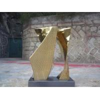 China Indoor and Craft Stainless Steel Sculptures for Sale on sale