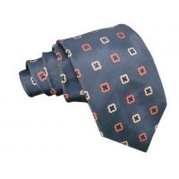 Quality Fashion Men's Silk Woven Stripe And Dots And Paisley And Classic Necktie for sale