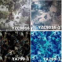 Quality ZHICHAO Water Transfer Camouflage Aqua Print Film Pattern for sale