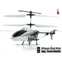 Buy cheap Seasonal Sale Happy Cow 777-173 iPhone Control Infrared 3CH Large Size iHelicopter w/ Gyro (Silver) from wholesalers