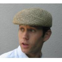 Quality CAPS and KNITS Ascot Cap: seagrass for sale