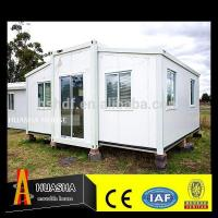 Quality Simple Installation Prebuilt Tiny Cabin House For Living for sale