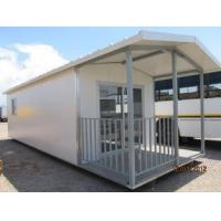 Quality Light Steel Prefab Container Homes / Prefabricated Home Kits For Living for sale