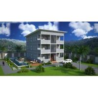 Quality SOHO Steel Structure Prefabricated Apartment Buildings , Prefabricated Apartments for sale