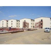 Quality Prefabricated Apartment Building , Steel Structure , Office Buildings for sale