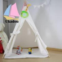 China Single Layers and Canvas Fabric Kids Outdoor Teepee Tent on sale