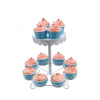 Quality Decorated Cupcake Holder With 8 Cups And 1 Layer for sale