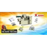 Quality HT47ANP single color with numbering and perforating unit for sale