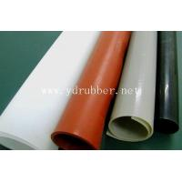 Quality Rubber Products Silicone Rubber Sheet for sale
