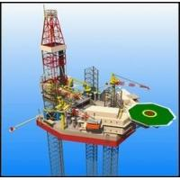 Quality BJ350 Jackup Drilling Rig for sale