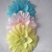 China Flower hairpin FLOWER-E121 decorative hairpins on sale