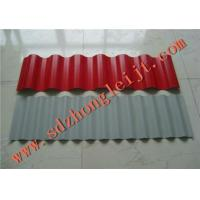 zinc roofing sheet from China supplier learn more >