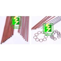 Quality High silver content brazing rod for sale
