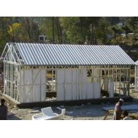 Buy cheap Fast Assemble Prefab Small Steel Frame Home / Portable Australian Granny Flat For Living from wholesalers