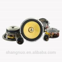 Quality high end 2 ways component best 6.5 inch car speakers for sale