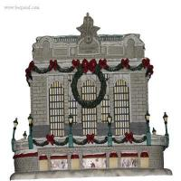 China Decorations Polyresin House Building - 111 on sale