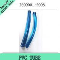 Quality 5.0mm Flexible semi-transparent PVC Solid tube for sale