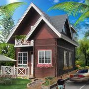 China Prefabricated wooden houses Prefabricated wooden house/ log house on sale