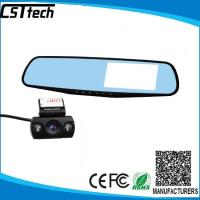 China 1080P Full HD Car DVR Top sale high feedback dual camera Super thin best car camera recorder on sale