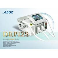Quality Permanent Hair Reduction System For Face / OPT + SHR Hair Removal Equipment for sale