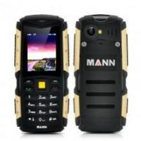 Quality Cell Phones MANN ZUG S Rugged Phone (Gold) for sale