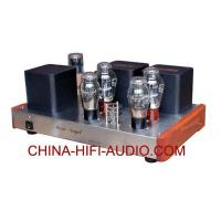 Buy cheap Music Angel tube amp Music Angel Class A 300B 2A3 tube single-end Power AMP XD8502A3 from wholesalers