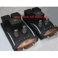 Buy cheap Music Angel tube amp Music Angel M88 KT88 Tube Mono block power amplifier &Integrated from wholesalers