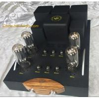 Buy cheap Music Angel tube amp Music Angel M5 845 *4 tube amp valve Integrated Amplifier 60W*2 from wholesalers